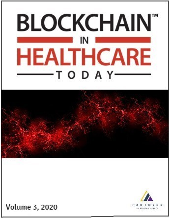 blockchain in healthcare peer review journal